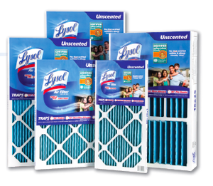 Filters Direct 24x24x1 Lysol Air Filters, 40.00 (http