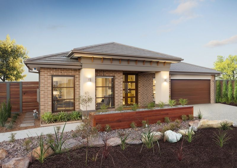 St Ives Facade By Simonds Homes Woodleaestate Simondshomes Land Houseandland Newlandestate Newhome Single Facade House Exterior House Colors House Front