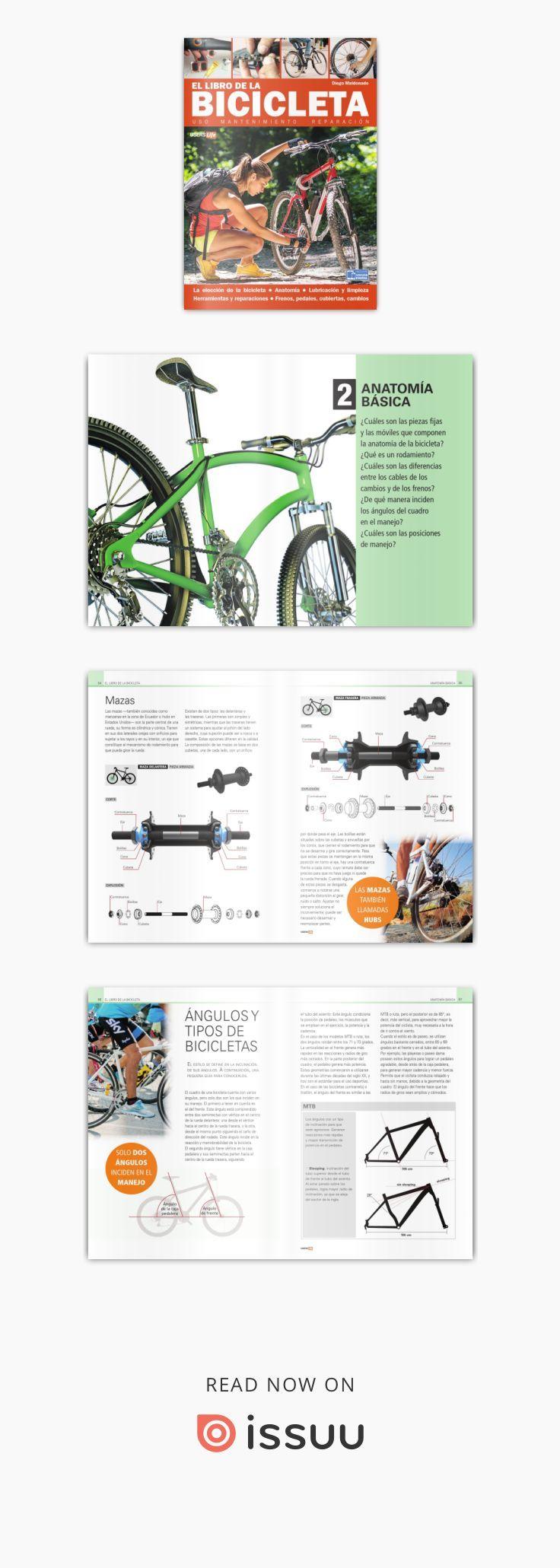 El libro de la bicicleta   utilidades   Pinterest   Correspondido ...
