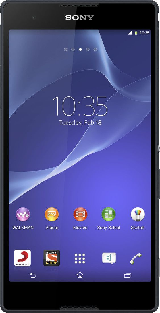 new products dce0a d07c1 Sony #Xperia T2 Ultra (Black) - Sale Price: Rs. 22,799 (MRP Rs ...