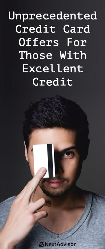 best credit card for someone with excellent credit