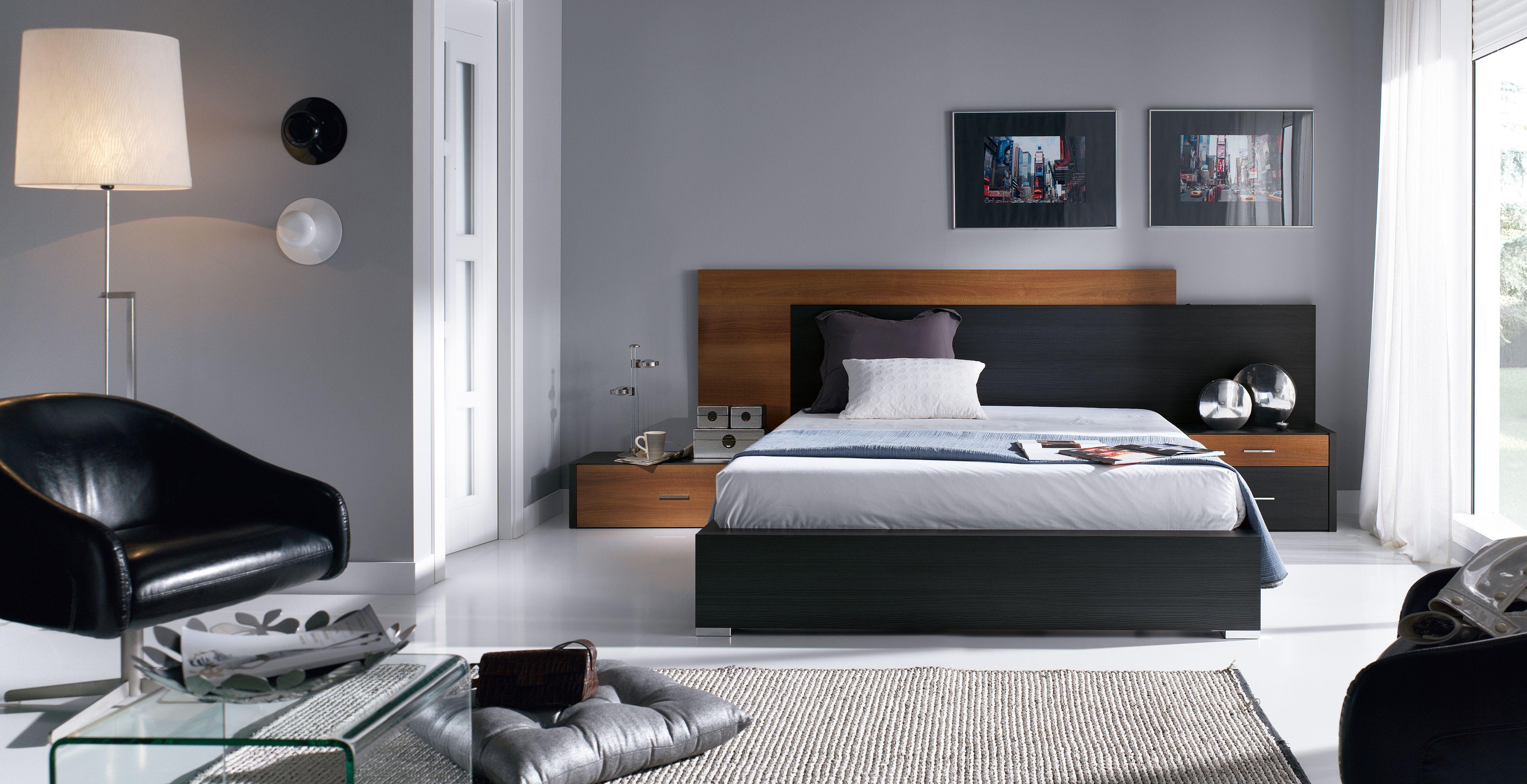Cabezal de matrimonio modelo aura dormitorios de - Modelos de dormitorios ...