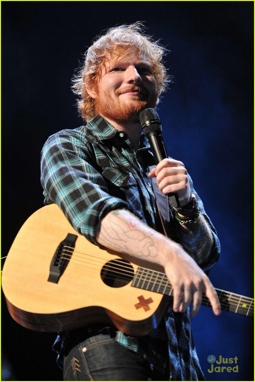 Ed Sheeran - I'm loving the somewhat beard