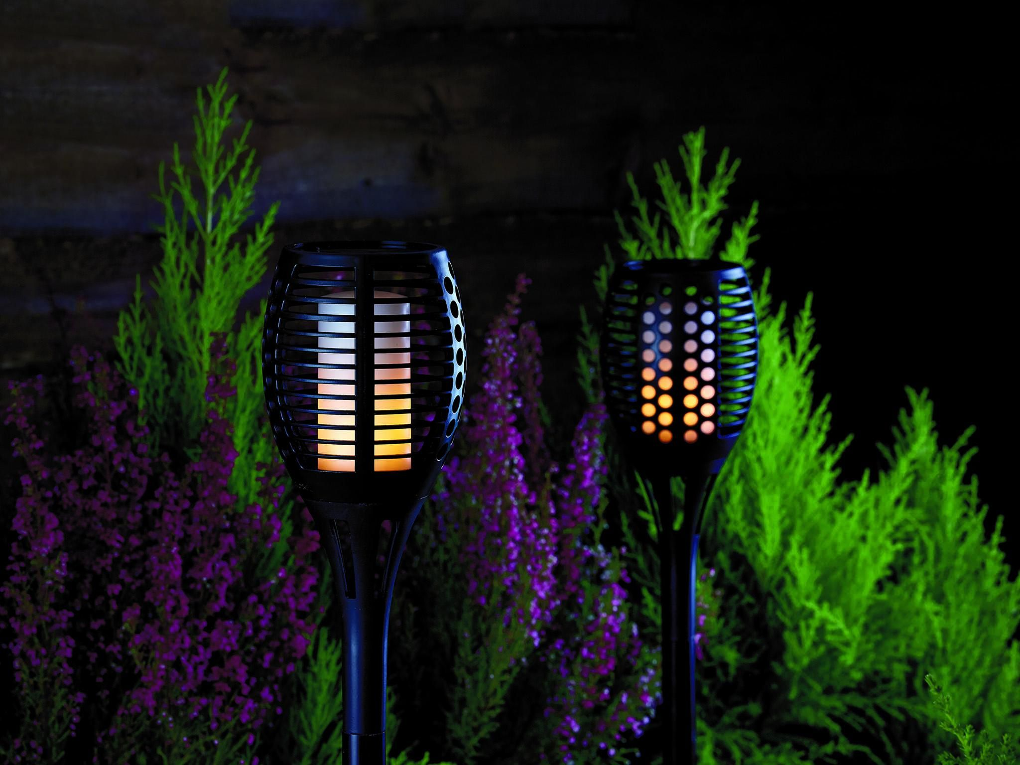 7 best outdoor lights to illuminate your garden all night