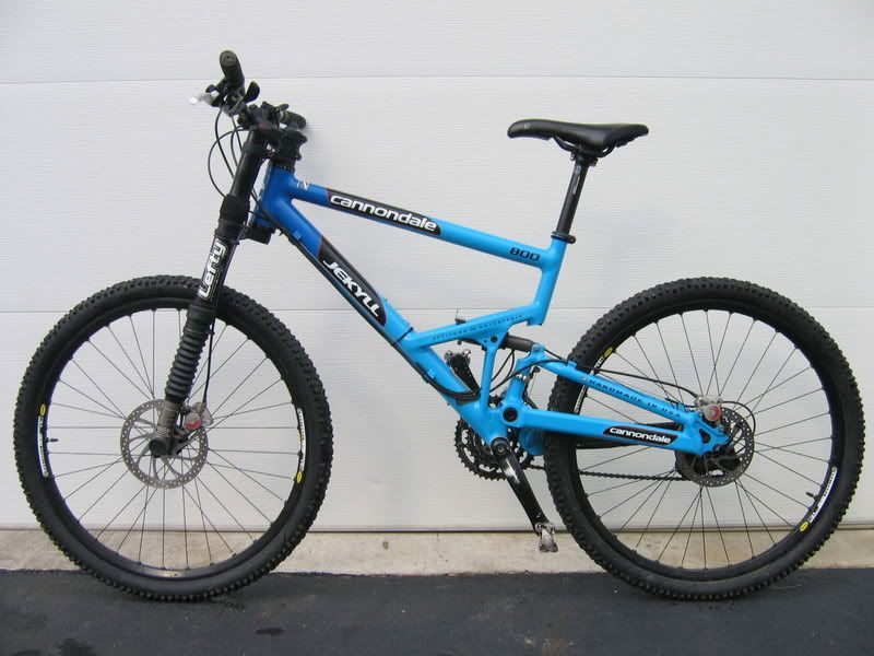 2f595139eed Cannondale Jekyll 800 Mountain Bike, I know some of you ride - NASIOC