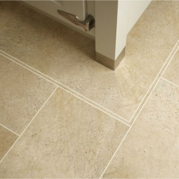 Karndean Knight Tile Bath Stone Vinyl Flooring Tiles
