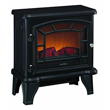 Duraflame Dfs 550 21 Blk Maxwell Electric Stove With Heater Black
