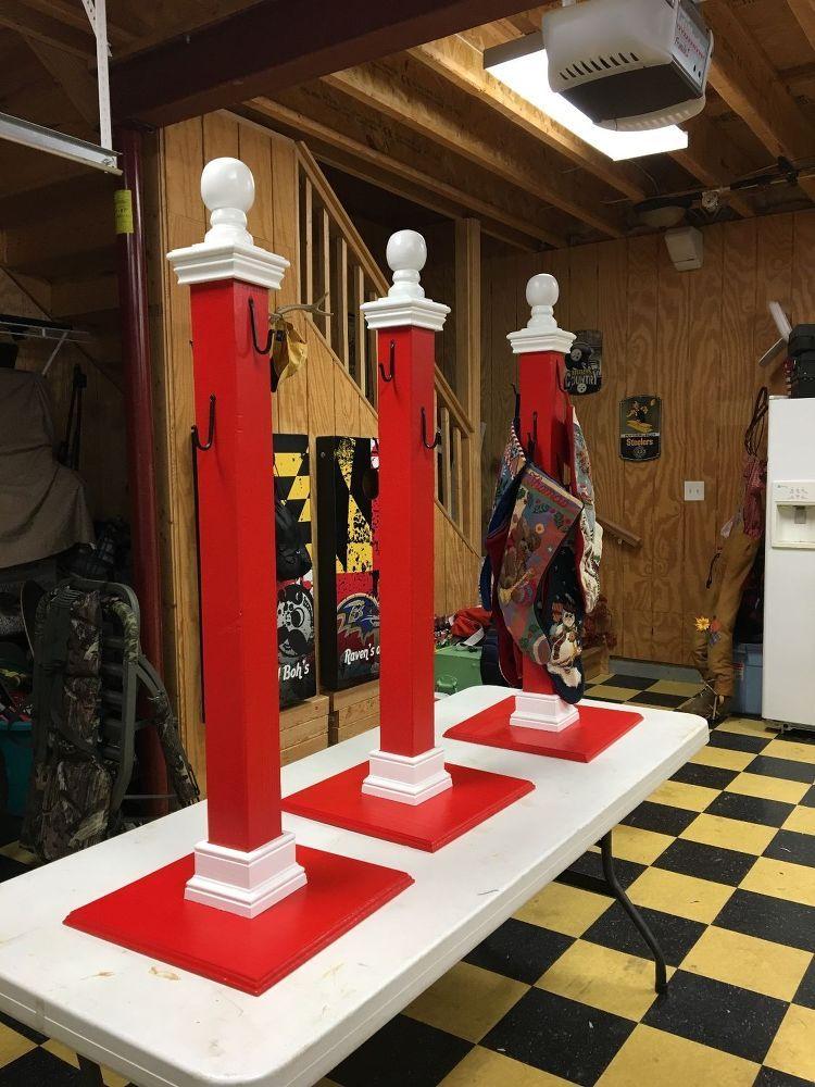 Stocking Holder Christmas stocking stand, Christmas