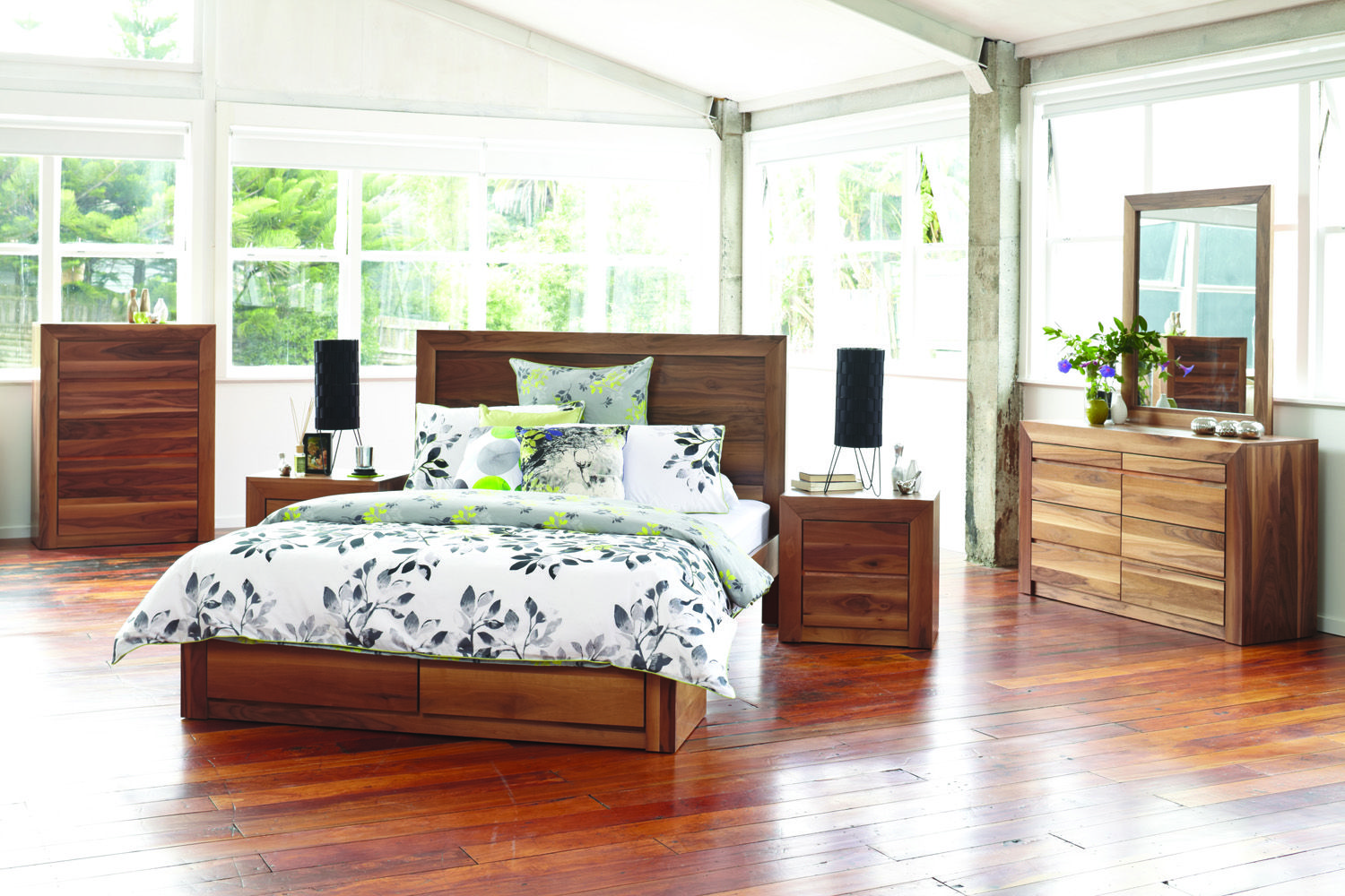 Seattle Bedroom Furniture Seattle Tallboy Suite By Morgan Furniture From Harvey Norman