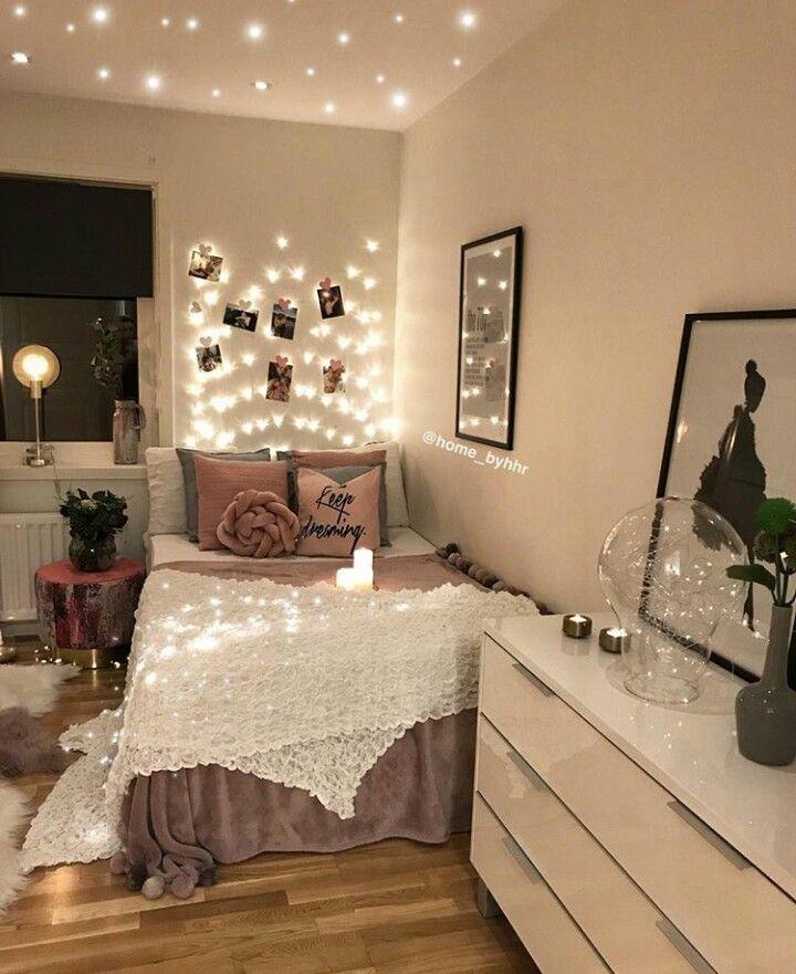 Wie süß Zimmer einrichten, Zimmer gestalten, Wohnung