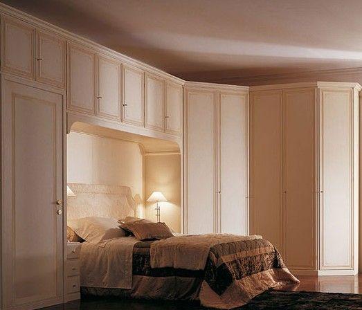 Camera da letto a ponte classica   Casa arredo   Camera da ...