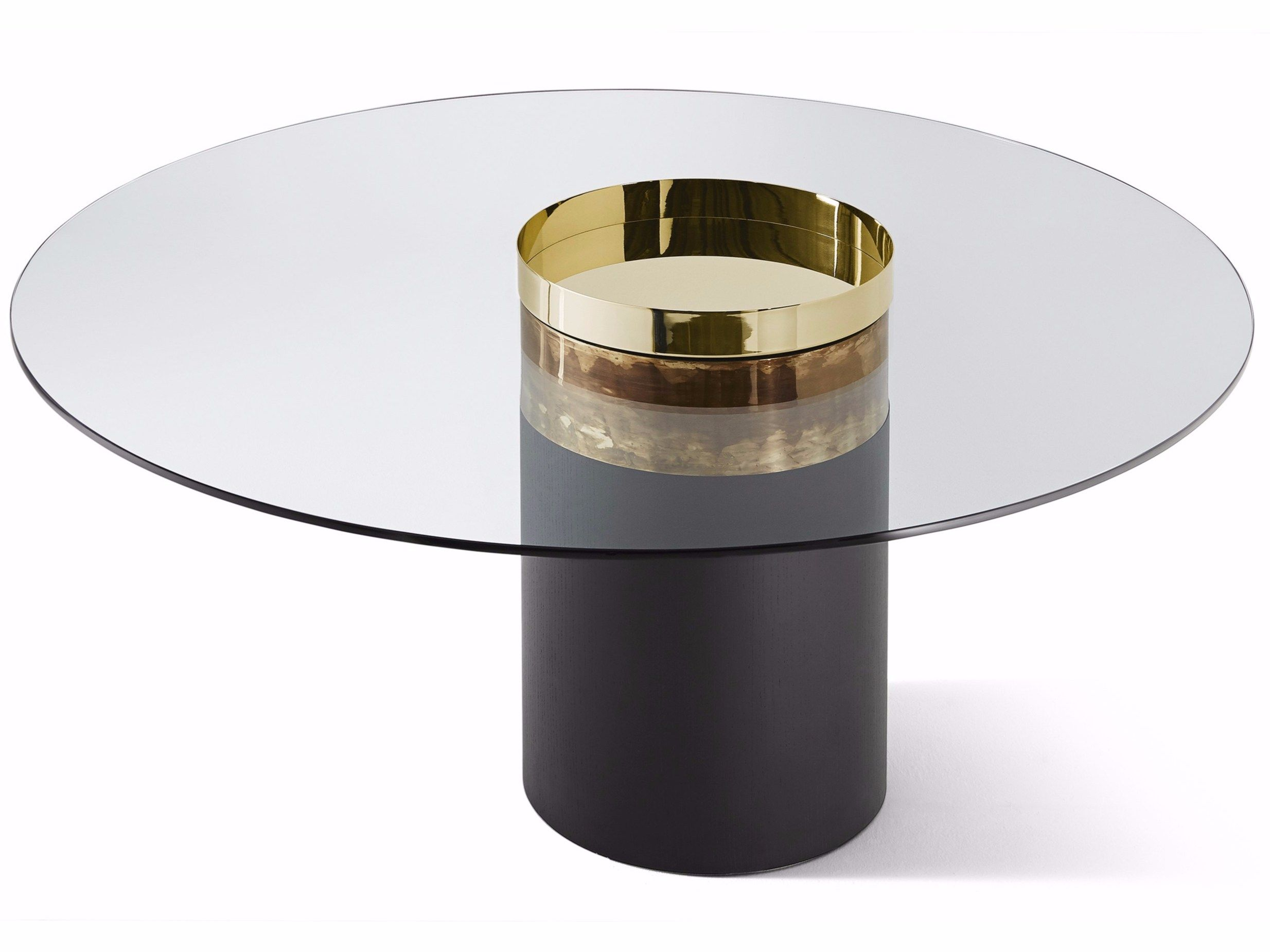 Round Crystal Living Room Table Haumea T By Gallotti Radice Design Massimo Castagna Living Room Table Contemporary Dining Table Coffee Table To Dining Table [ jpg ]