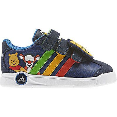 Adidas DISNEY Winnie The Pooh Trainers Shoes - Kids Baby Children Toddler  Infant