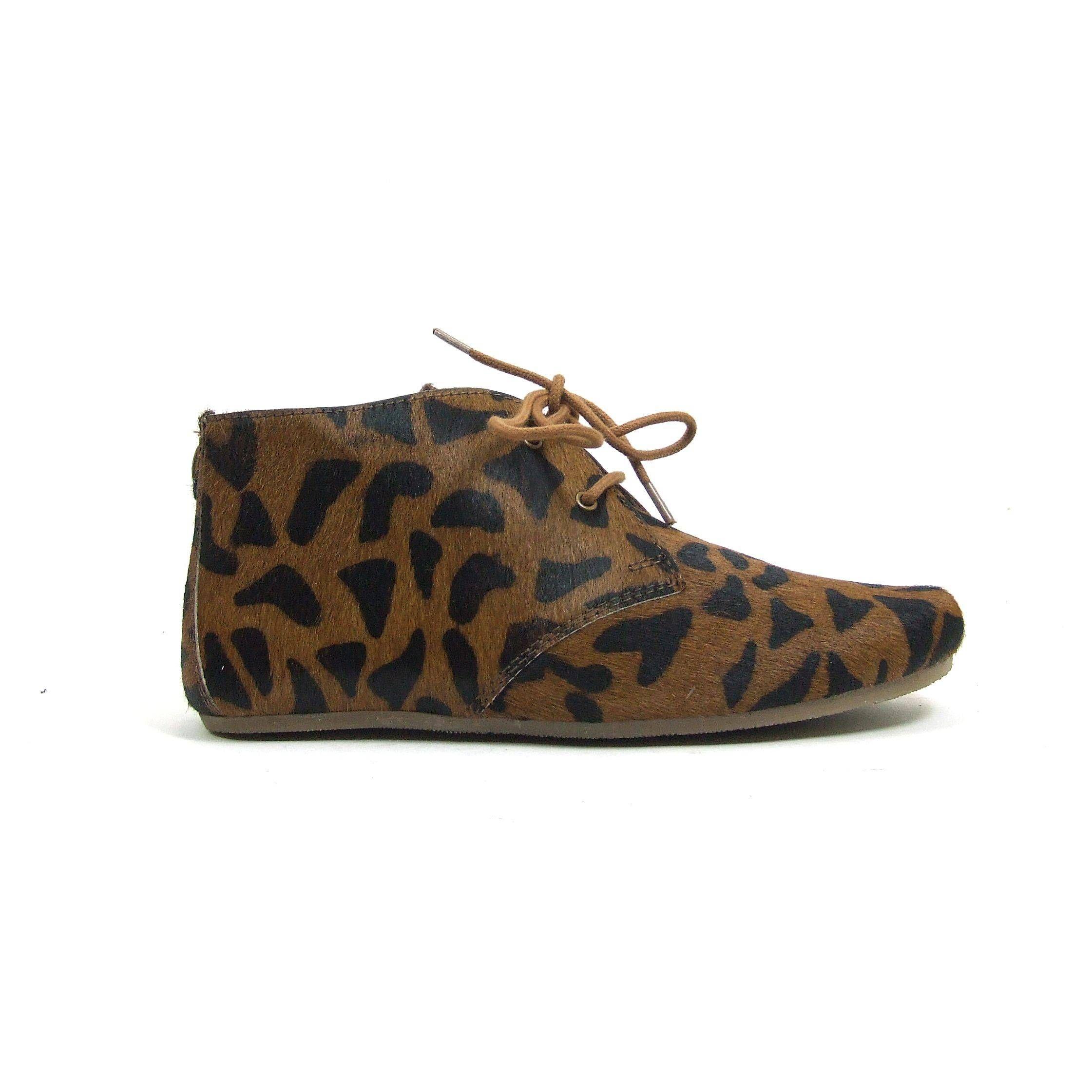 Maruti boot | damesschoen | Bruin combinatie bij Shoehoo