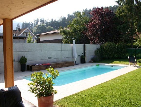 Pool und Gartenoase Pool Pinterest - gartengestaltung reihenhaus pool