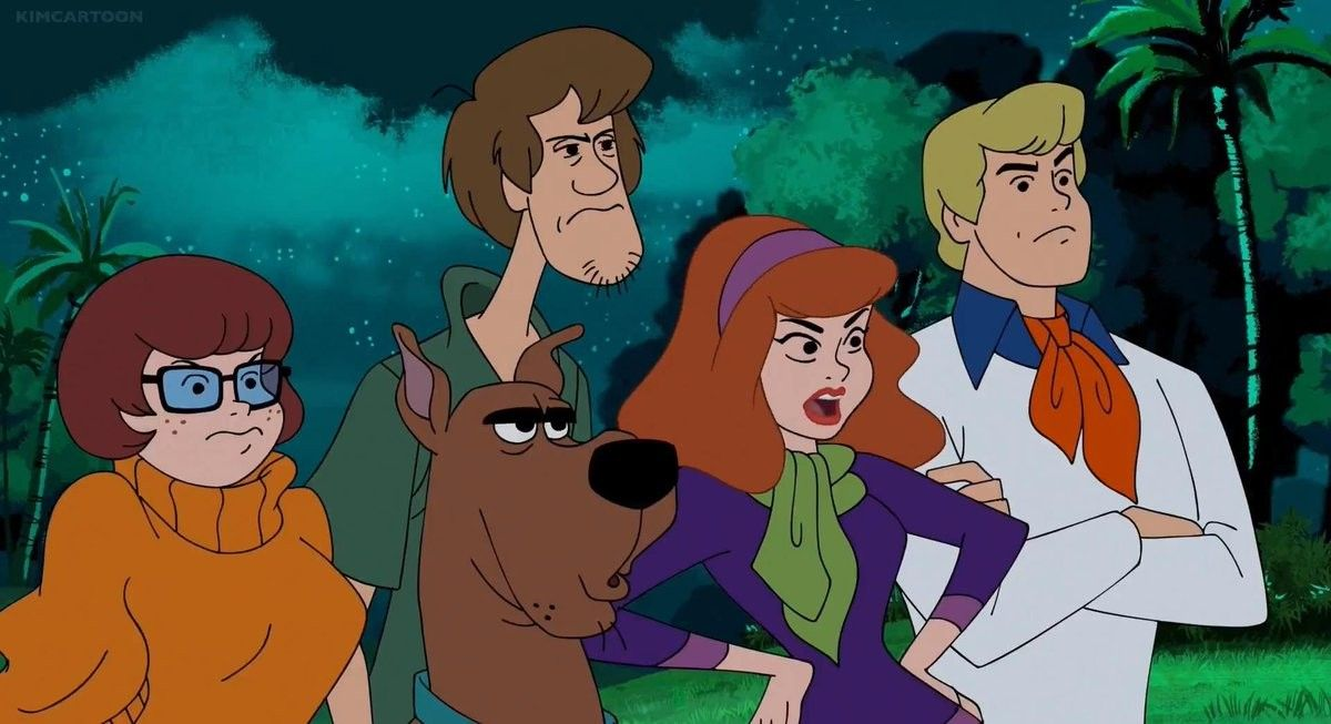 And I Would Have Gotten Away With It Too Gif Pin By Candy Glum On Memes Reactions Pins Scooby Doo Anime Scooby