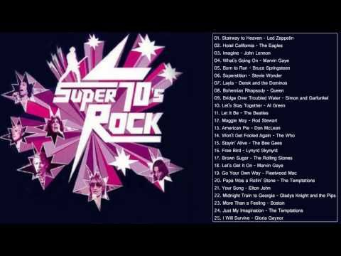 Best Rock 70s Top 70s Rock Songs 70s Rock Playlist | Music | 70s