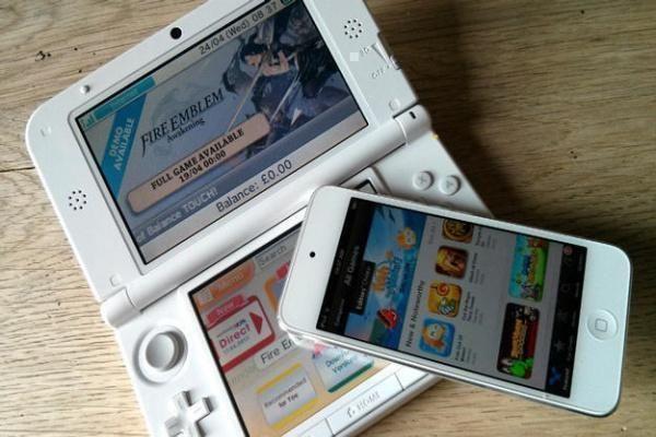"""(Nintendo y Smartphone) - visto en """"Los tres puntos de inflexión del #AdverGaming"""" - AdverGaming.Info"""