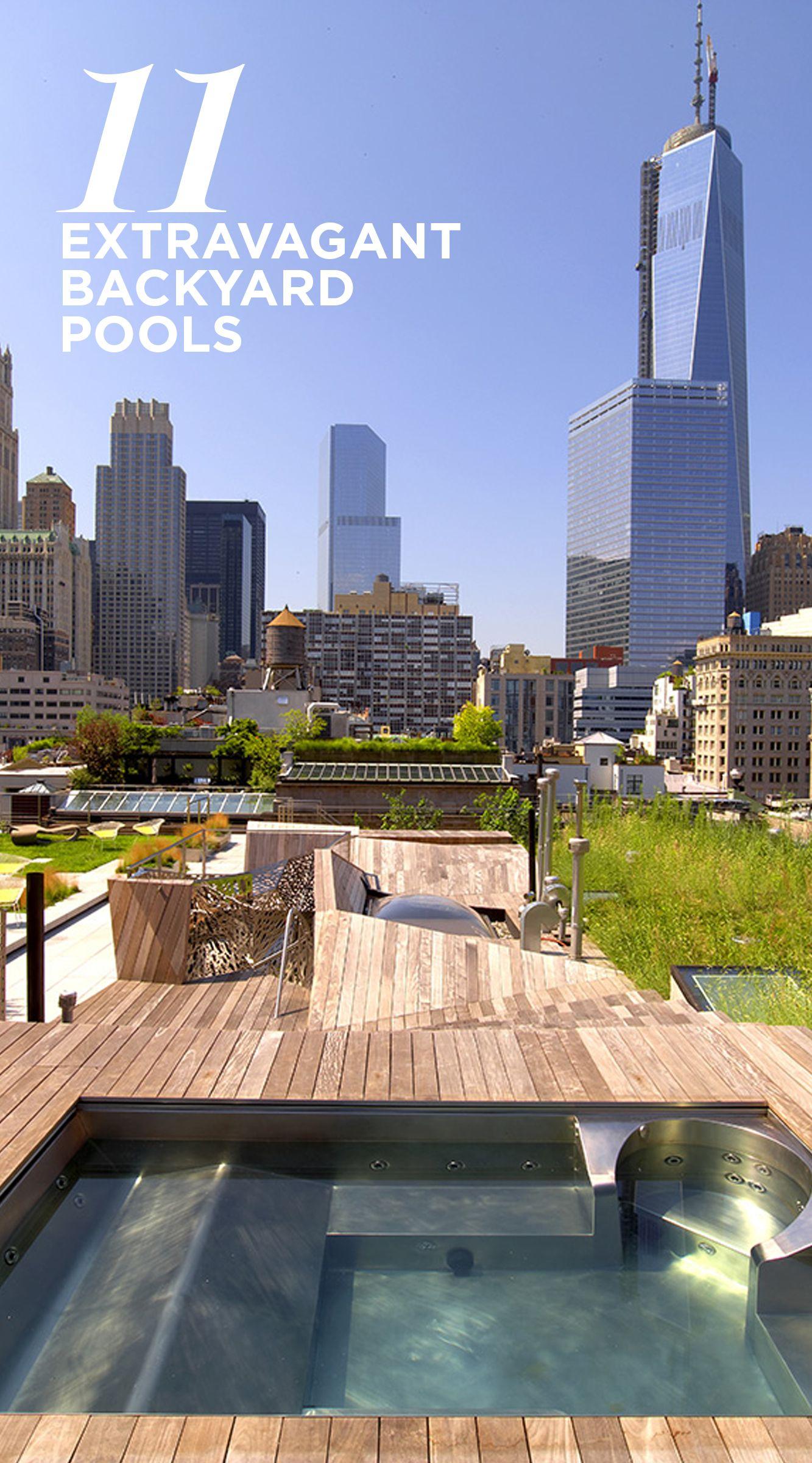amazing backyard pools swimming pools backyard and pool designs