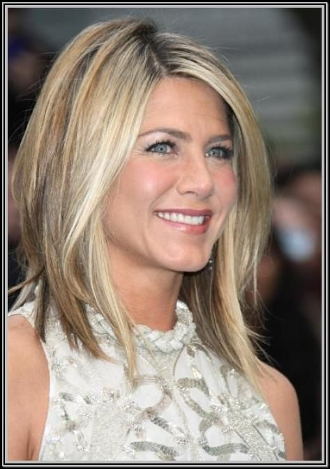 Jennifer Aniston Hair Extensions Hairstyles Fashion Styles