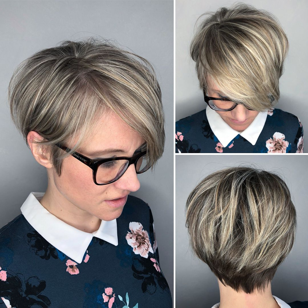 Gorgeous Long Pixie Hairstyles  My Style  Pinterest  Hair