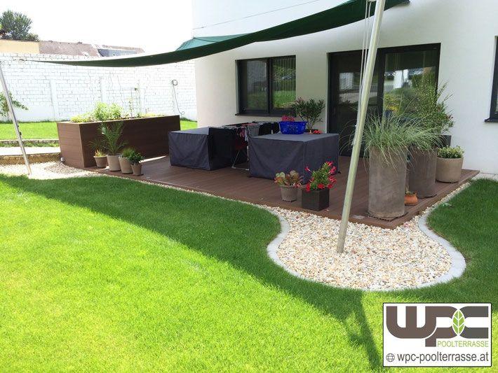 WPC Bilder Referenzen Terrassendielen WPC Terrasse Bilder - WPC