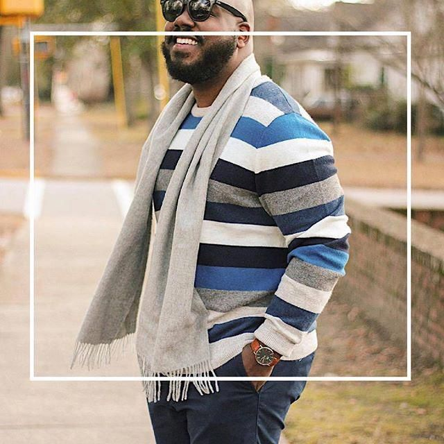 8a8b8da4fcd Style has no size! We want to highlight Plus Size Men proud of their body  and their outfits. Join us on barnab-paris.com  FatBoyFashion