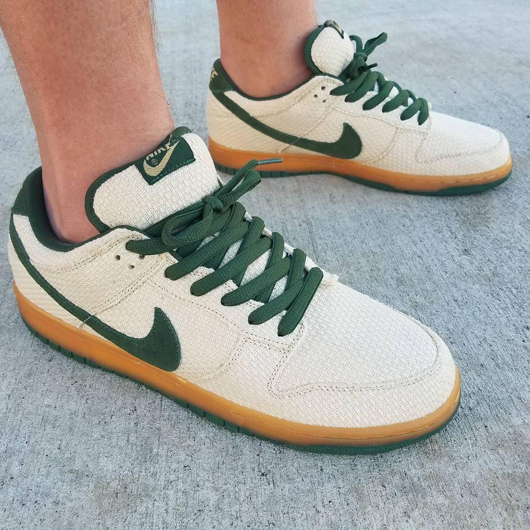 Nike SB Dunk Low Hemp \