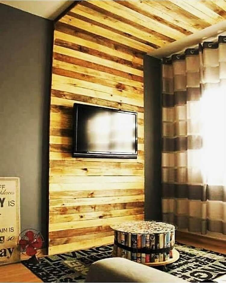 Unique and Brilliant Ways to Recycle Old Wood Pallets | Wood pallets ...