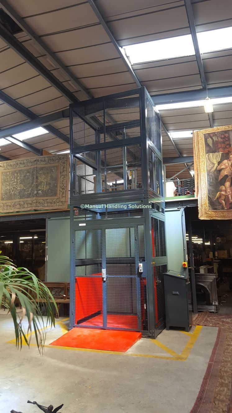 Pin By Manual Handling Solutions On Goods Lifts In 2020