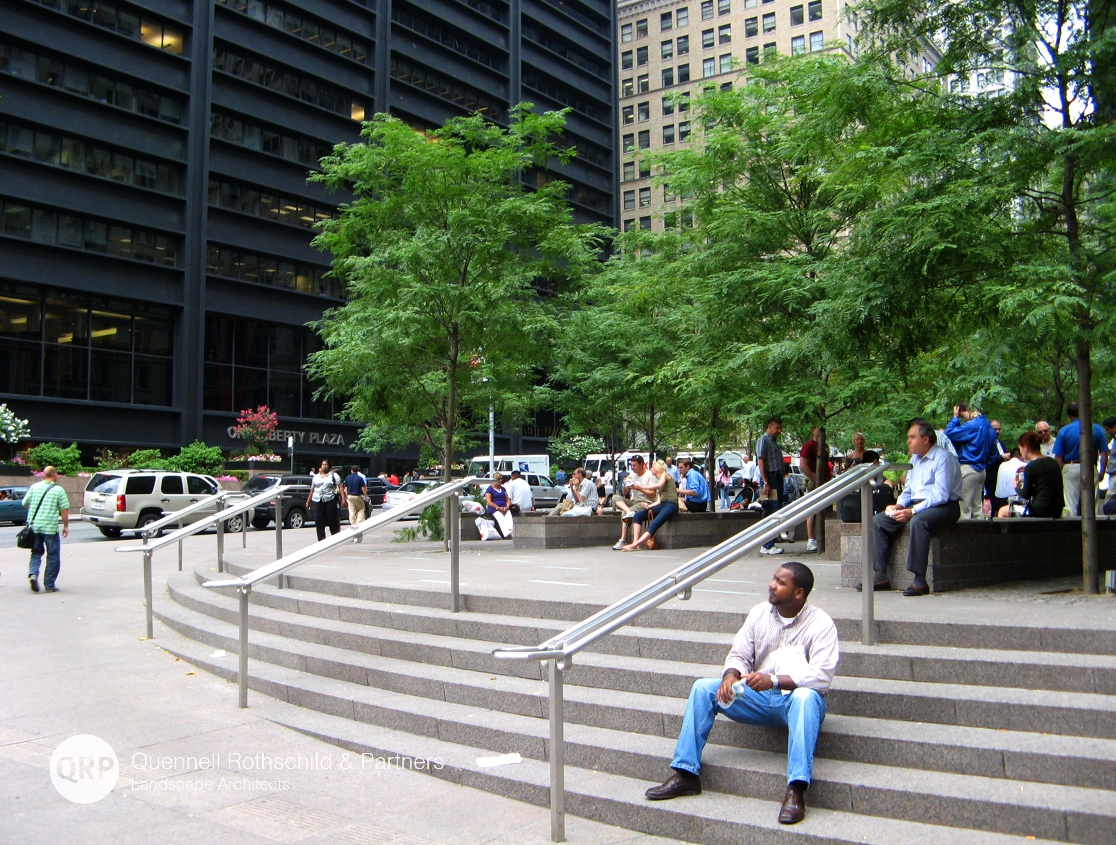 Pin On Zuccotti Park Manhattan