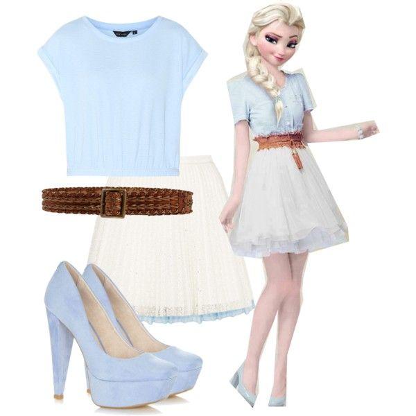 Modern Elsa Disney Bound Megara Disneyland Outfits Disney Outfits Disney Inspired Outfits