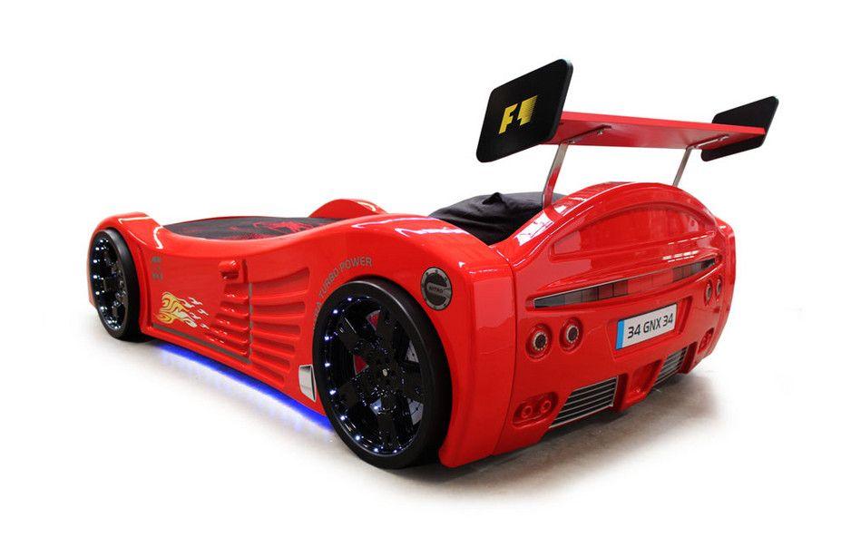 Ferrari Enzo V12 Red Car Bed Fast Car Beds Furniture Stores