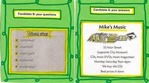 ket speaking test cards pdf
