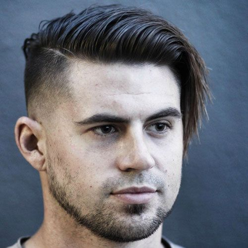Best Hairstyles For Men With Round Faces | Drop fade, Haircuts and ...