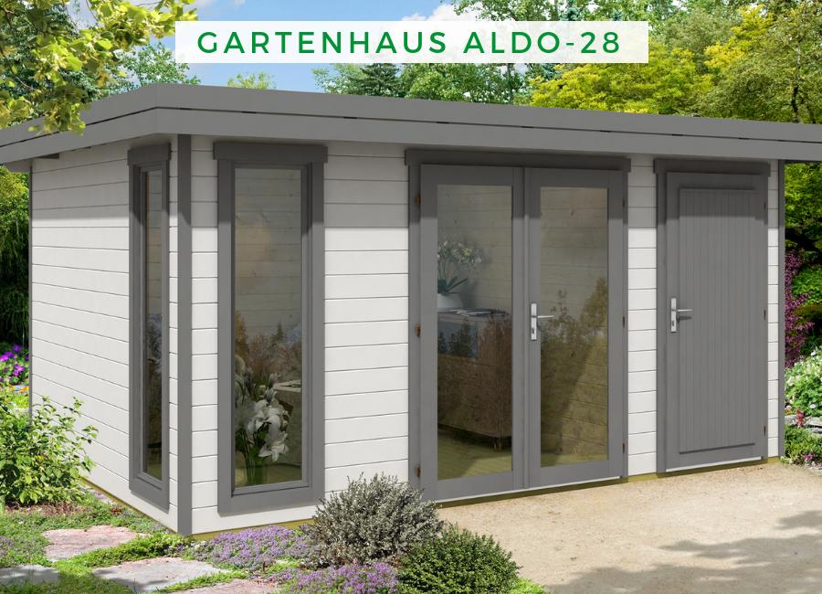 Gartenhaus Flachdach Grau Gartenhaus Aldo Gartenhaus Haus Design Gartenhaus
