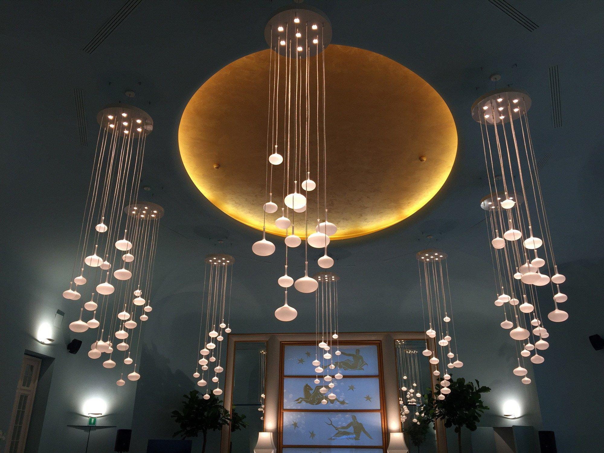 designing lighting. Contemporary Style Glass Pendant Lamp ONION By Melogranoblu Designing Lighting