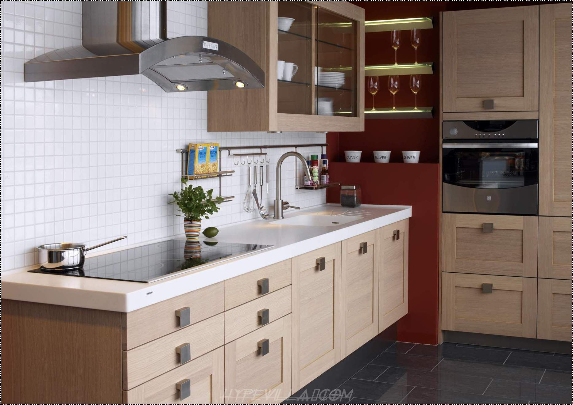 modern looking kitchen stylish home plans interior designs hq pics