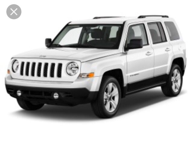 My Future Baby White Jeep Patriot Jeep Patriot Sport Jeep