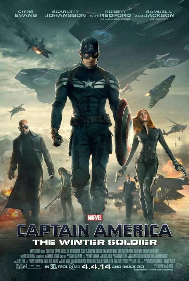 Captain America The Winter Soldier Marvel Captain America Captain America Captain America 2