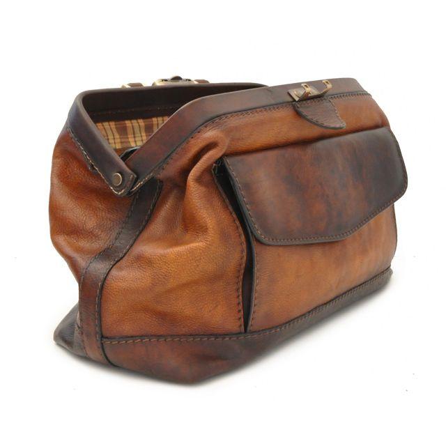 0abee4fab7 Leather Doctor Bag | Bruce | Pratesi | Love Leather Travel Bag ...