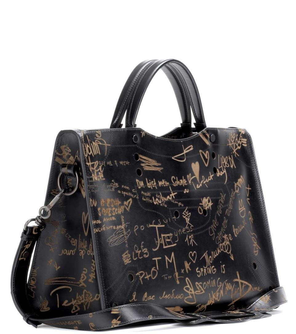 Balenciaga Graffiti Bag Replica