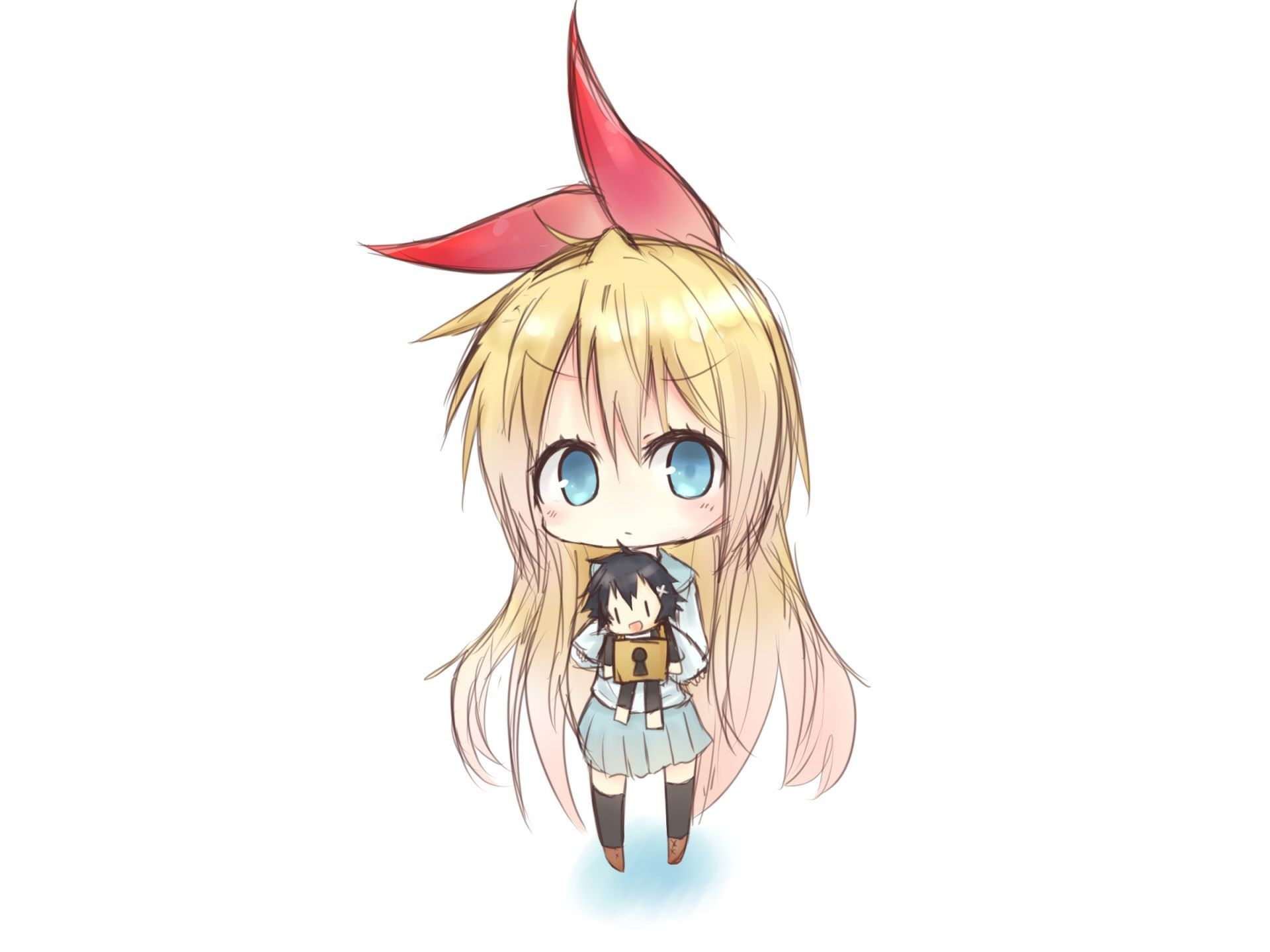 ChitogeNisekoi Anime romance, Nisekoi, Anime