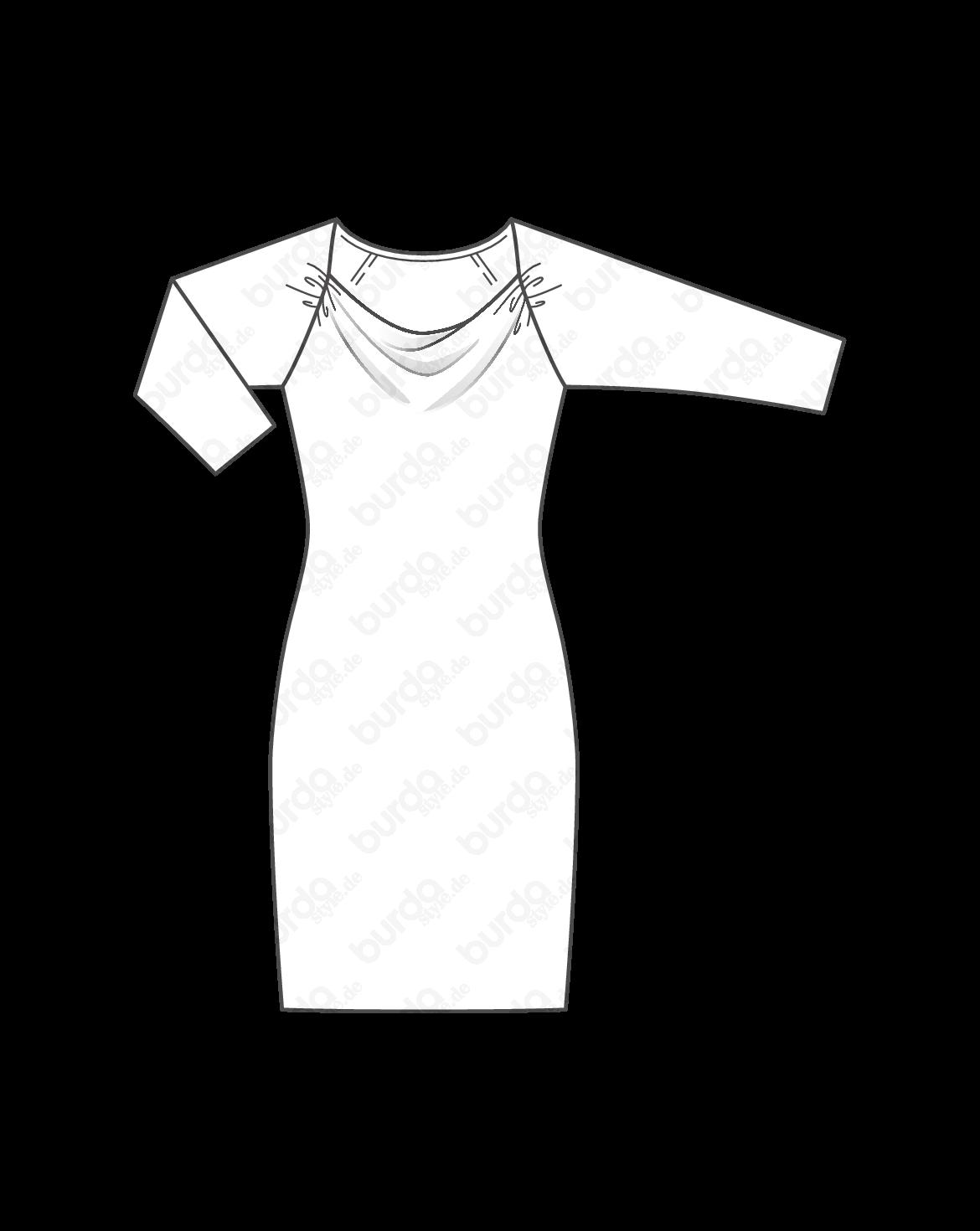 Schnittmuster Kleid 05/2014 #106 | Shi | Pinterest