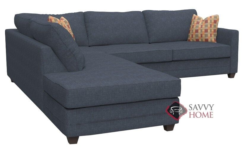 Valencia Large Chaise Sectional Queen