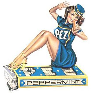 Peppermint Pez candy came out in the 1920's.
