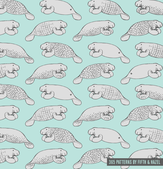 Barbara Manatee You Are The One For Me Fifth And Hazel Manatee Sea Cow Ocean Creatures