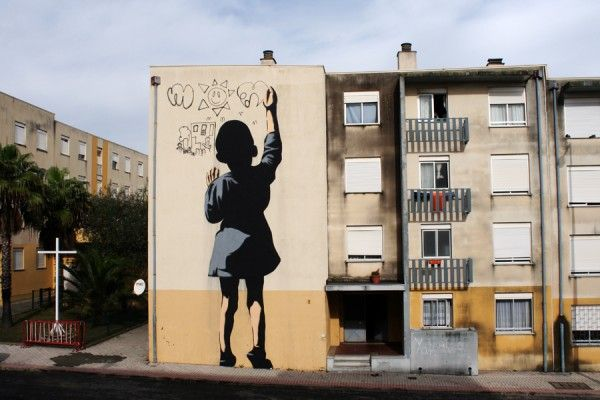 Street Art Utopia » We declare the world as our canvas » Search Results » portugal