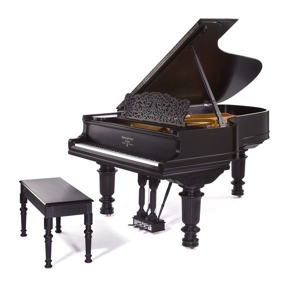 Steinway Sons Also Known As Steinway Is An American And German Piano Company Founded In 1853 In Manhattan New Piano Piano De Cola Instrumentos Musicales