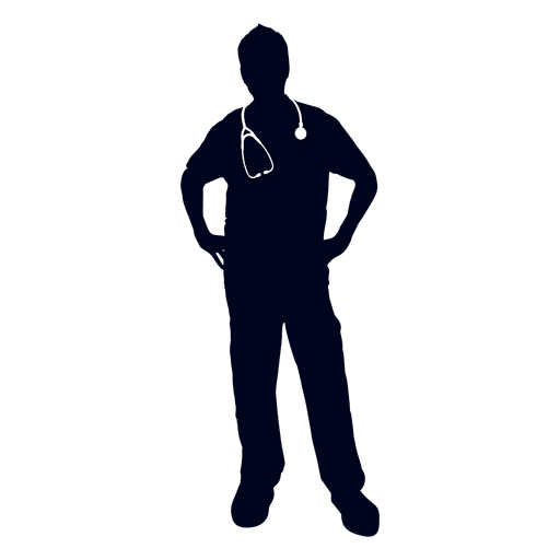 Doctor Hands On Waist Silhouette Ad Sponsored Ad Hands Waist Silhouette Doctor Silhouette Human Vector Silhouette Png
